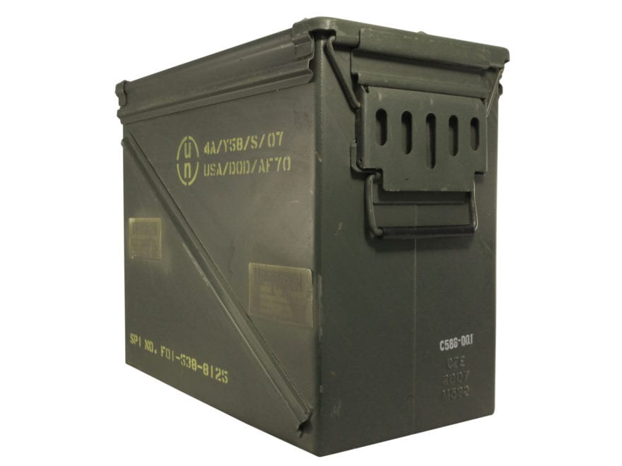 Military Surplus Ammo Can 30mm Grade 3 - MPN  30MM (Gr 3) ac94ce5125e