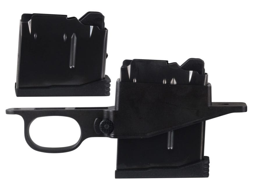 FN TBM Trigger Guard and Detachable Box Magazine FN SPR, PBR, TSR, Winchester Model 70 ...