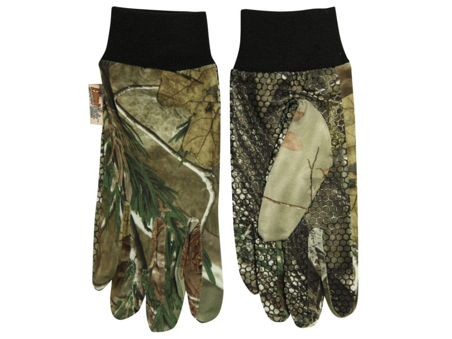 Gamehide Elimitick Gloves Synthetic Blend Realtree Xtra Camo