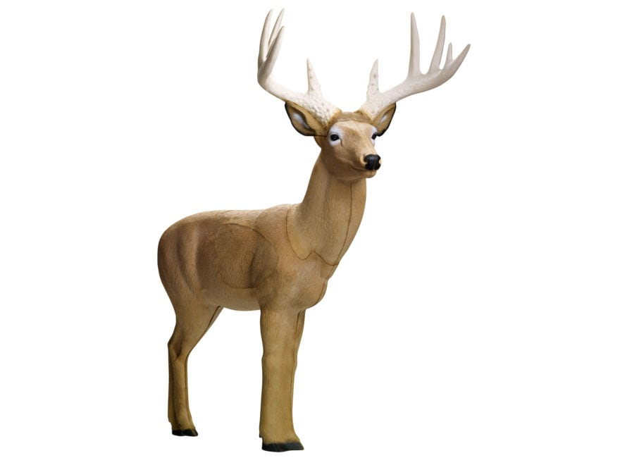 Rinehart Woodland Booner Buck 3D Foam Archery Target