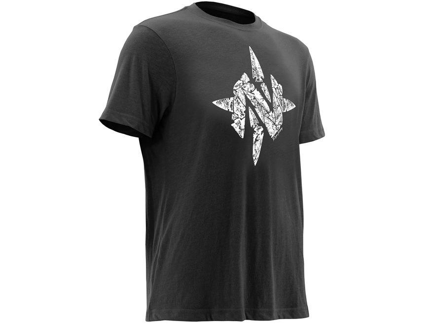 Nomad Men's Arrowhead Logo T-Shirt Short Sleeve