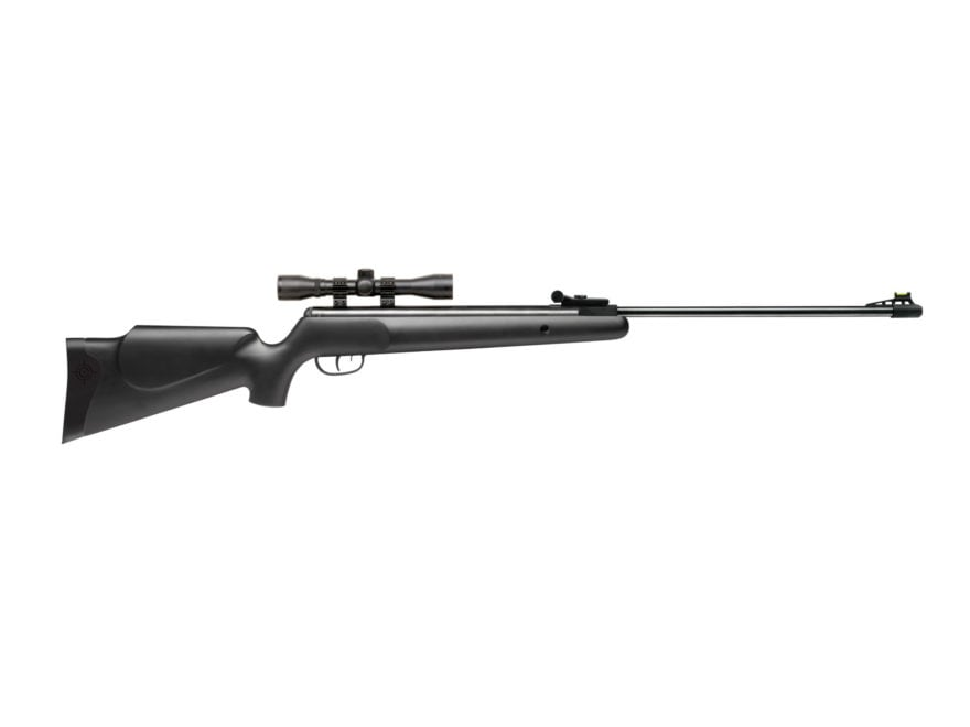 Crosman Phantom Nitro Piston 22 Caliber Pellet Air Rifle with Scope