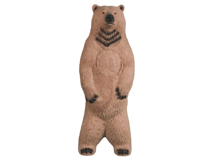 Rinehart Small Brown Bear 3D Foam Archery Target