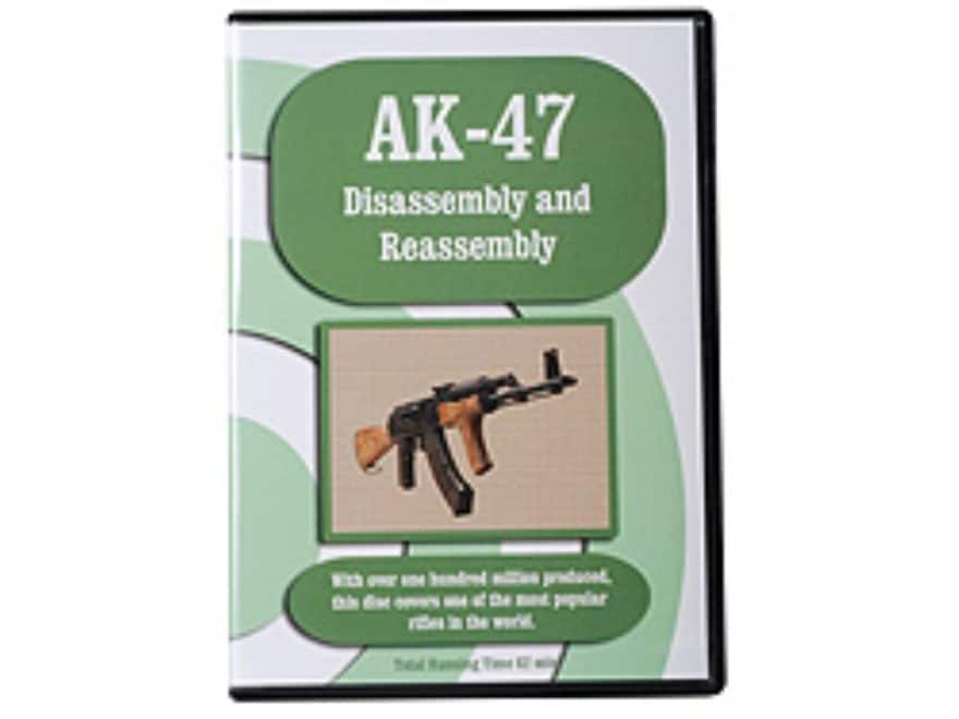 """AK-47 Disassembly & Reassembly"" DVD"