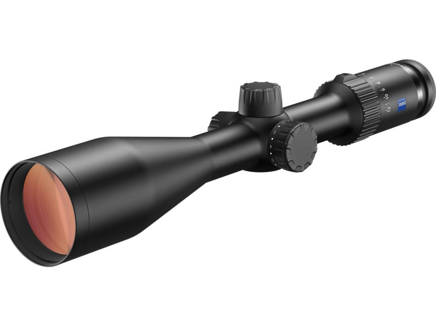 Zeiss Conquest V4 Rifle Scope 30mm Tube 3-12x 56mm Matte
