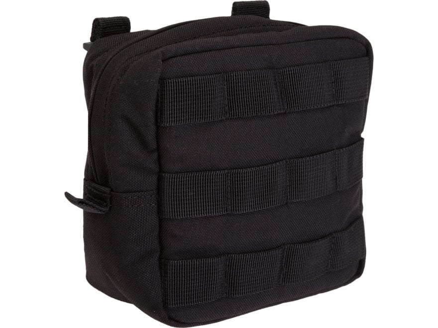 5.11 6 x 6 Padded Pouch Black