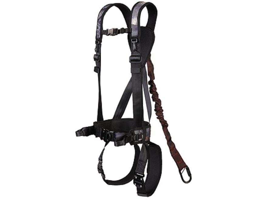 936705 gorilla treestands g15 treestand safety harness nylon mpn 49087