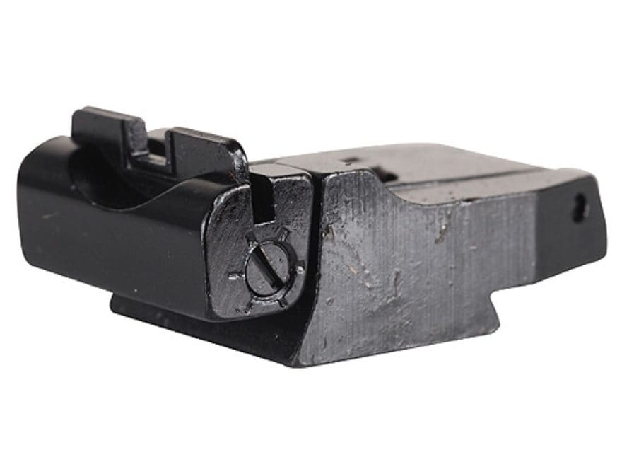 """Ruger Rear Sight Body Assembly Ruger Mark II Target with 10"""" Bull Barrel"""