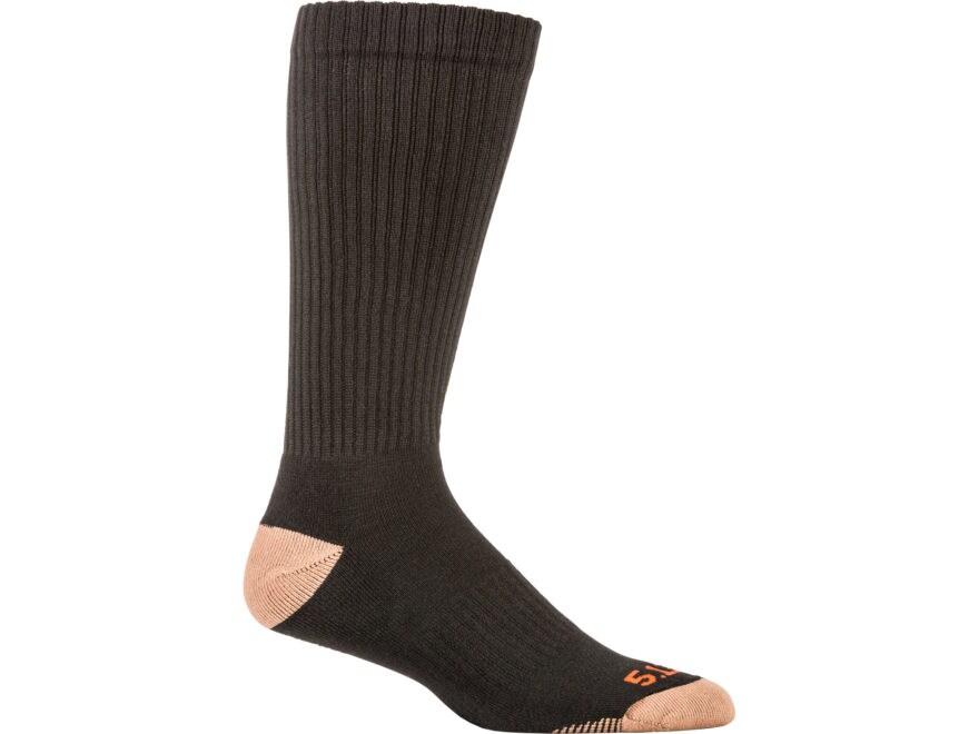 5.11 Cupron Crew Socks 3 Pairs
