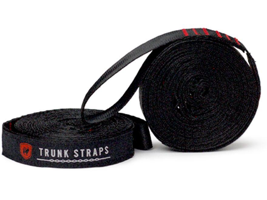 Grand Trunk Hammock Trunk Straps PU Coated Poly