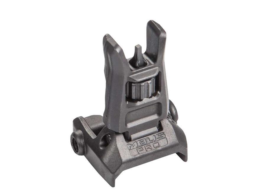 Magpul Flip-Up Front Sight MBUS Pro AR-15 Steel Black