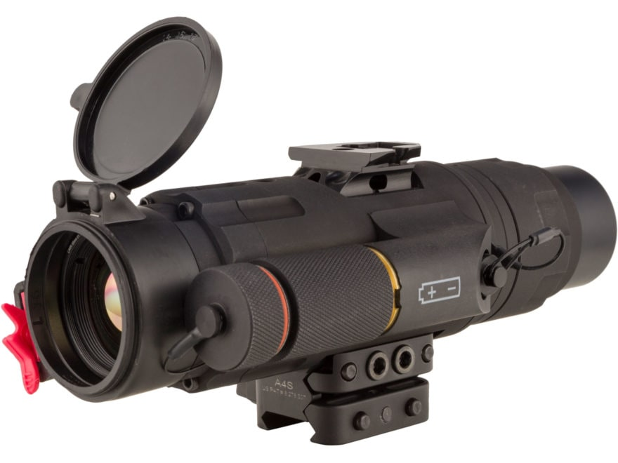 Trijicon SNIPE-IR Thermal Clip-On Sight 1x 35mm 640x480 Picatinny-Style Mount Black