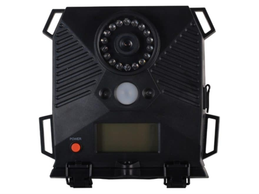 Wildgame Innovations N4 Red 4 Infrared Game Camera 40 Mpn N4