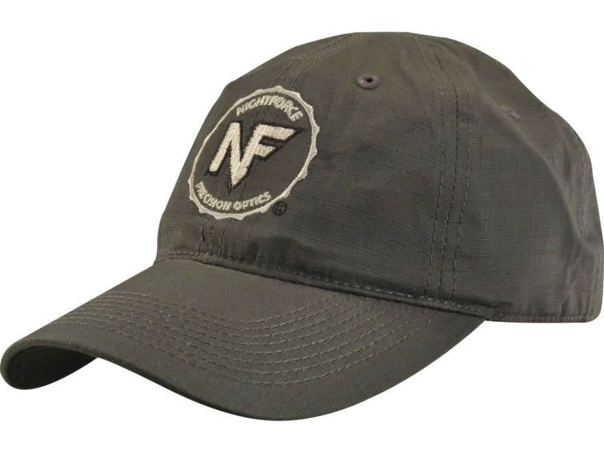 Nightforce Embroidered Logo Hat Ripstop