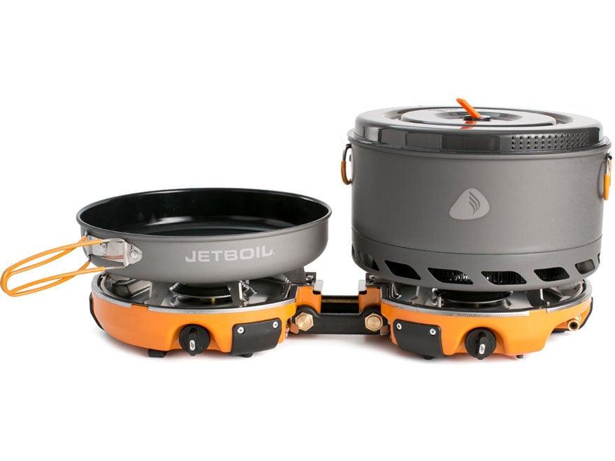 Jetboil Genesis Base Camp 2 Burner Cooking System