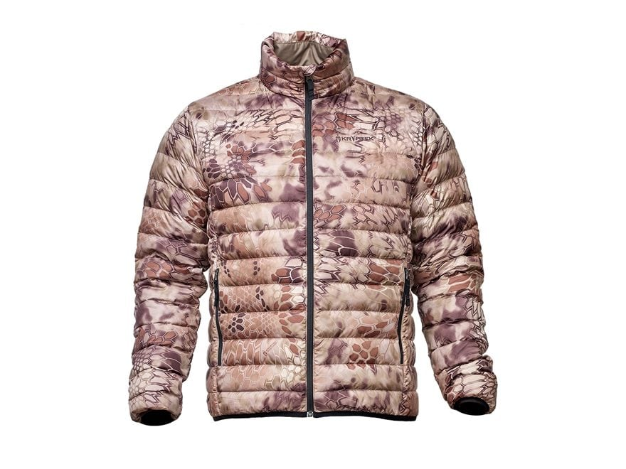 Kryptek Men's Cirius Down Insulated Jacket Polyester