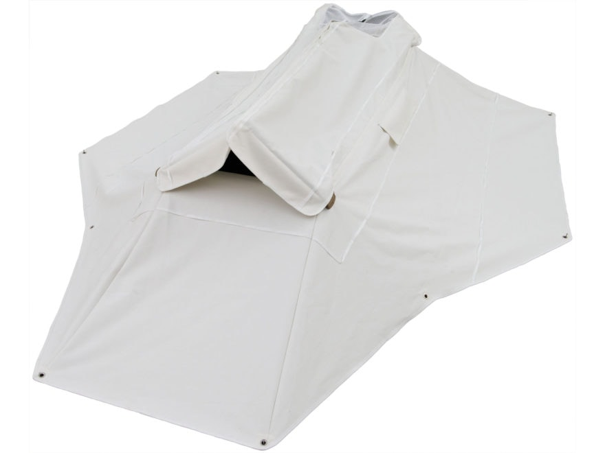 Delta Waterfowl Zero-Gravity Layout Blind Snow Cover