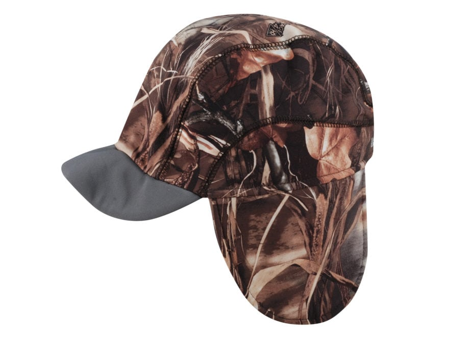 Banded Softshell Brimmed Beanie Polyester Realtree Max-4 Camo. Alternate  Image af2781fcf3f