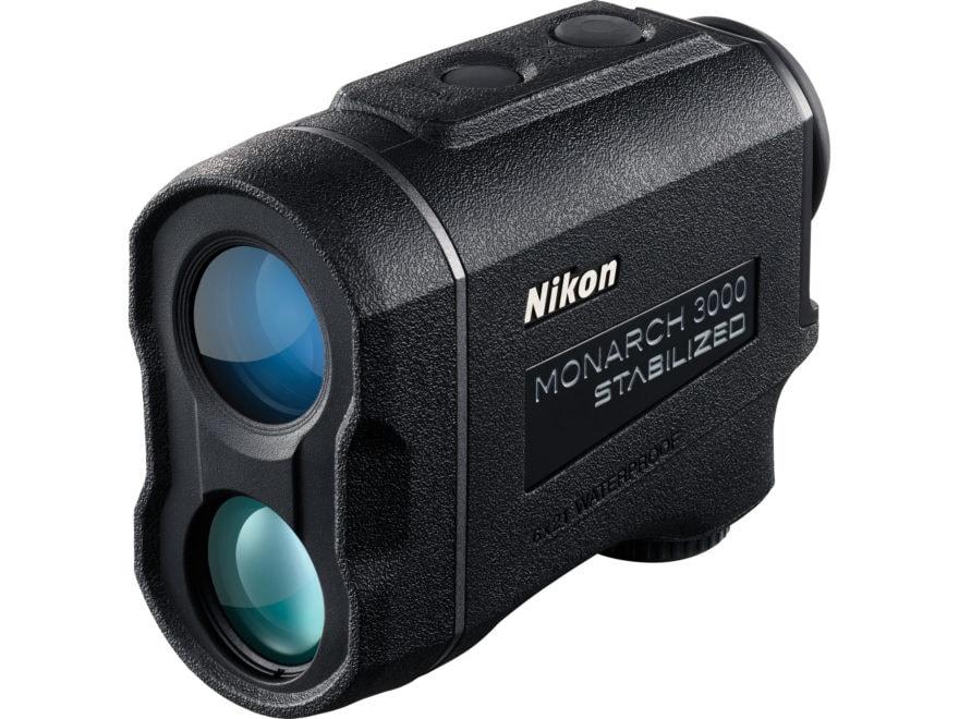 Nikon Monarch 3000 Stabilized Laser Rangefinder 6x 21mm