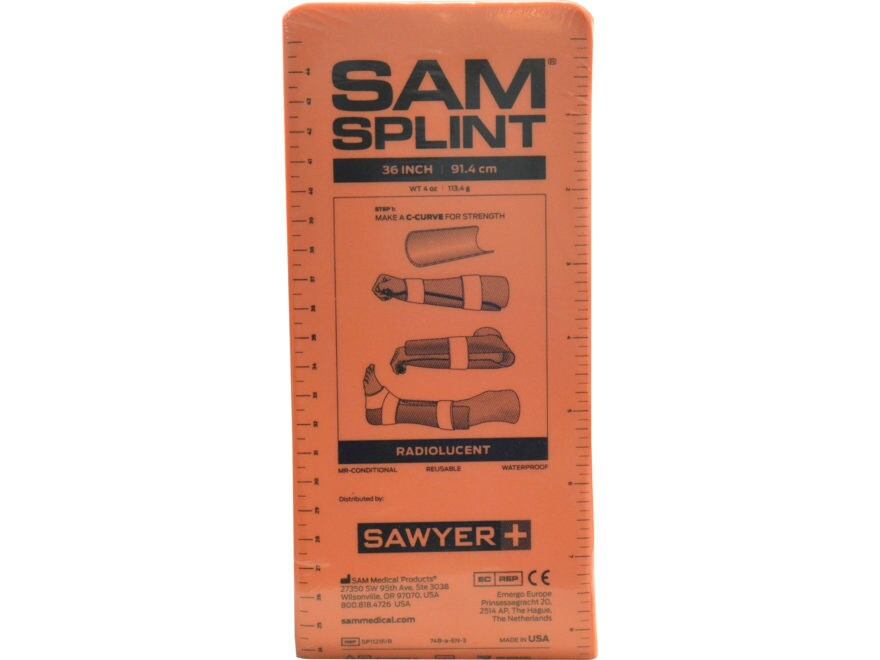 Sawyer SAM Splint