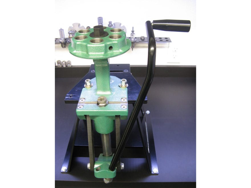 Inline Fabrication Ergo Roller Handle for RCBS Turret Press