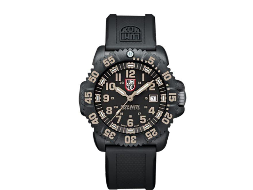 Luminox Navy SEAL Colormark Watch Black/Khaki