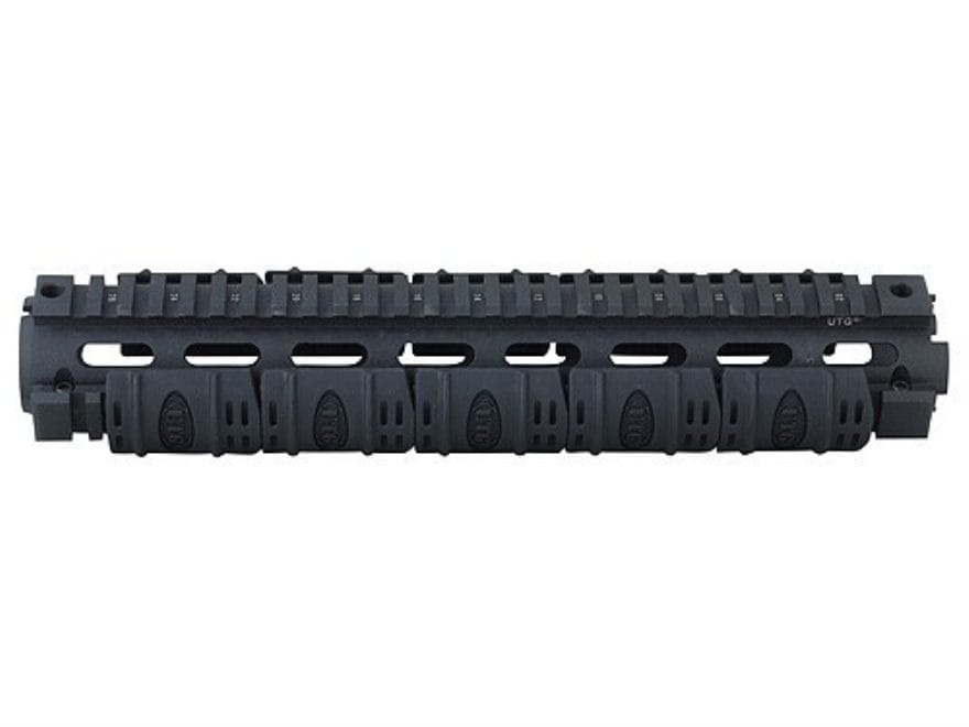 Utg Free Float Tube Handguard Quad Rail Ar 15 Mid Length Matte