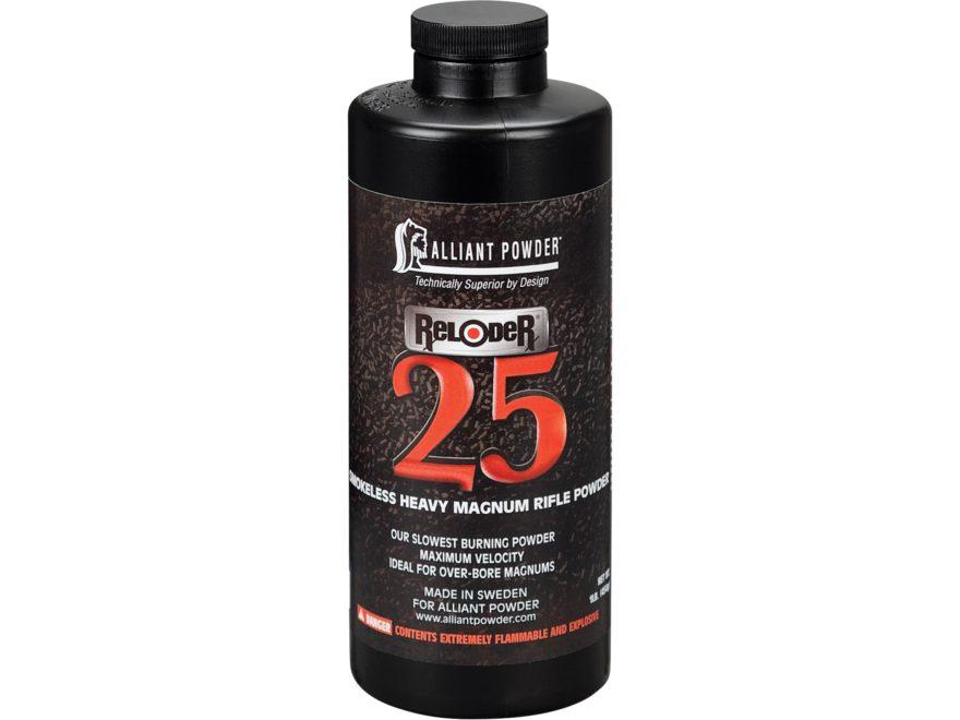 Alliant Reloder 25 Smokeless Gun Powder