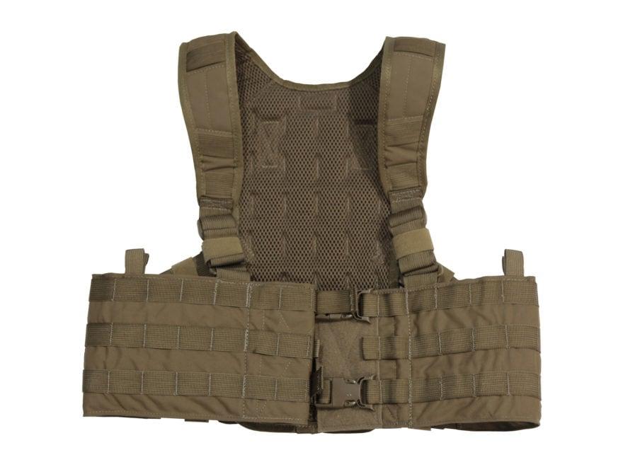 Tactical Tailor Rudder RAC MOLLE H-Harness Nylon Multicam