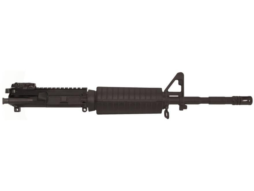 """Colt AR-15 Pistol Upper Receiver Assembly 5.56x45mm NATO 14.5"""" Barrel Flip-Up Rear Sight"""
