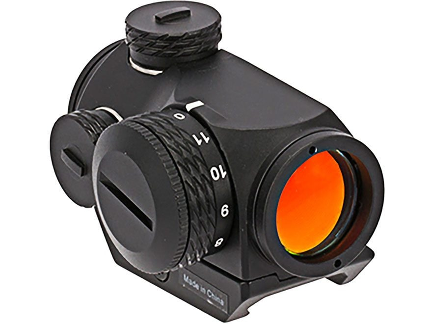 Primary Arms Advanced Micro Dot Rotary Knob Red Dot Sight 2 MOA with Picatinny-Style Mount