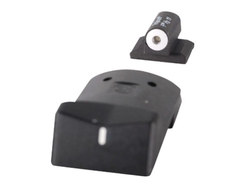XS DXW Night Sight Set Kimber Compact, Pro Carry Steel Matte Tritium Dot Front