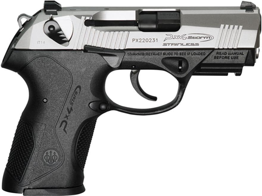 """Beretta PX4 Compact Pistol 3.2"""" Barrel"""