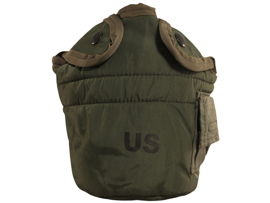 Military Surplus ALICE Canteen Carrier