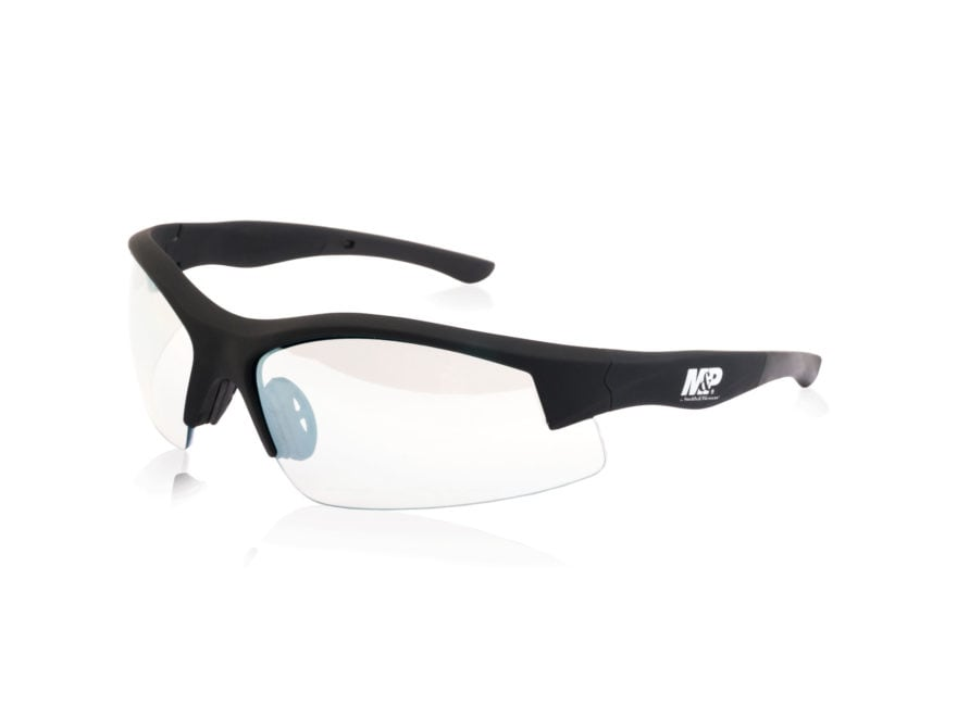 Smith & Wesson M&P Super Cobra Shooting Glasses Black Frame