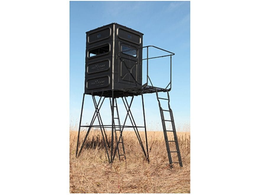 Big Game The Quad Pod Step Out Kit Box Blind Ladder Mpn
