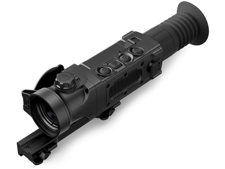 Pulsar Trail XQ30 Thermal Rifle Scope 1.6-6.4x 21mm 384x288 Weaver-Style Mount Matte
