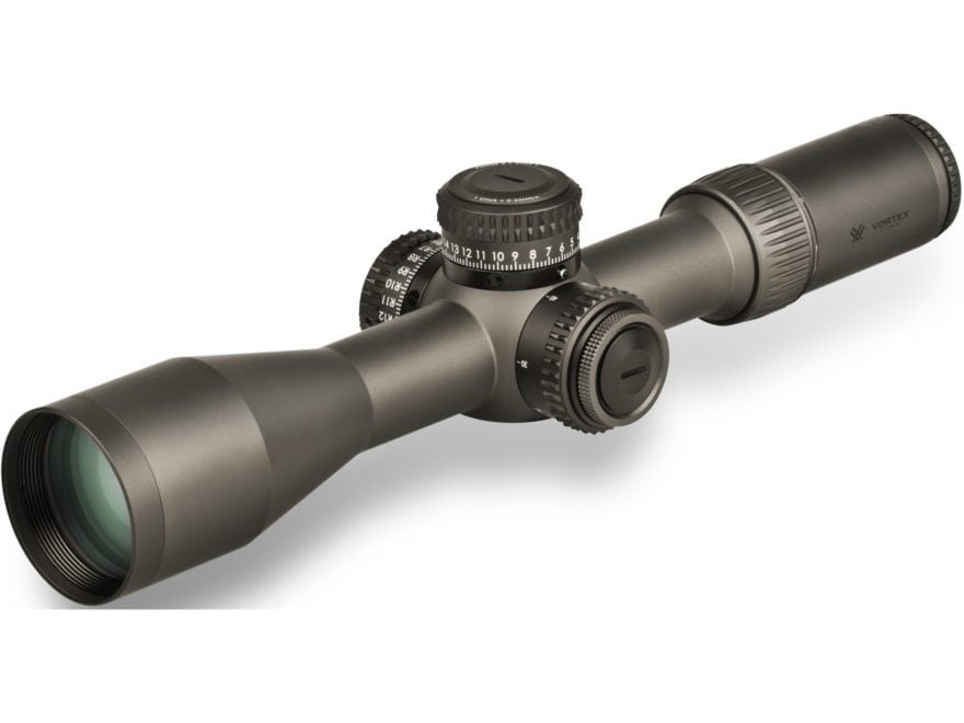 Vortex Optics Razor HD Gen II Rifle Scope 34mm Tube 3-18x 50mm Side Focus (25 MOA/Rev) ...
