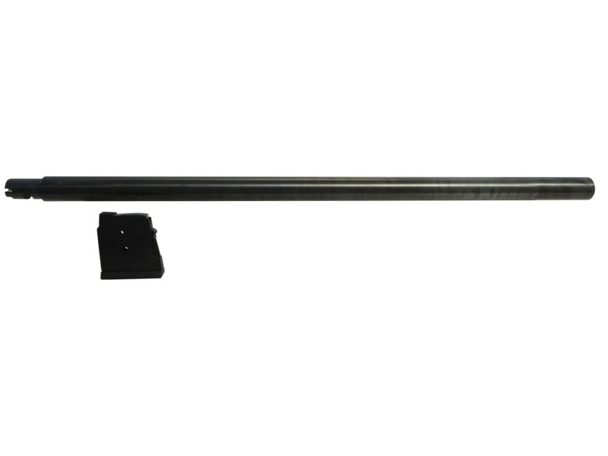 "CZ 455 Barrel 17 HMR 20.5"" Varmint Blue with 5-Round Polymer Magazine"