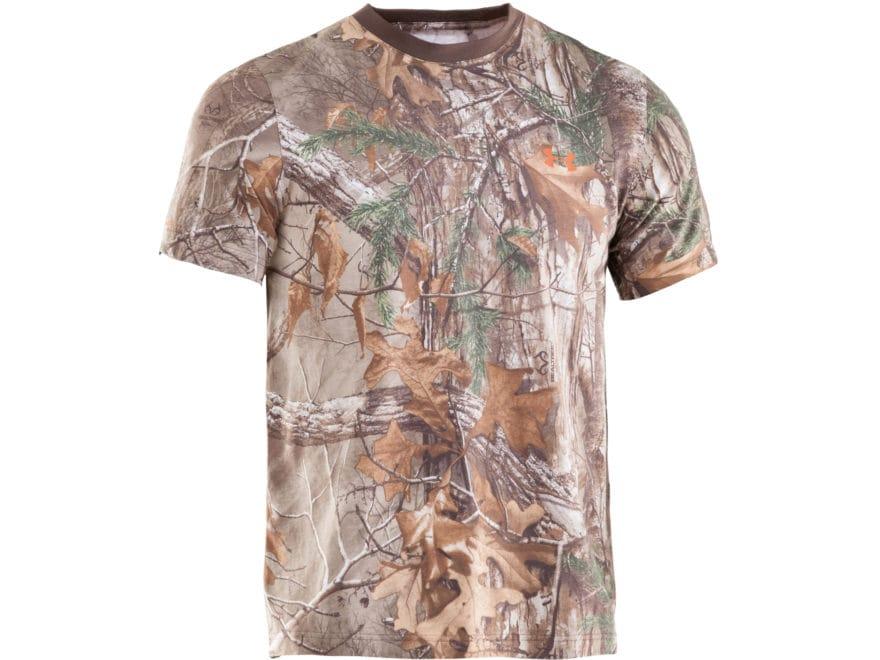 faf640e52 Under Armour Men's HeatGear Charged Cotton T-Shirt Short Sleeve Cotton