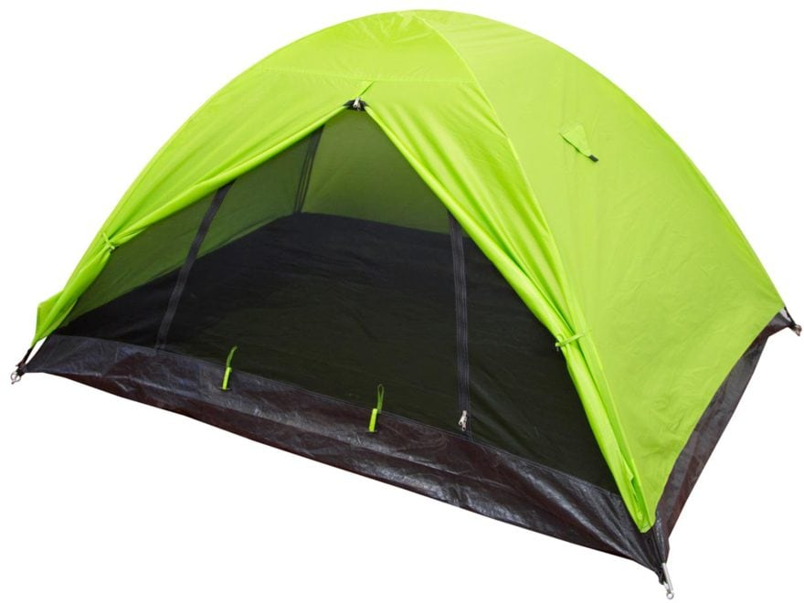 "Stansport Star-Lite I Backpack Tent 84"" X 60"" X 40"" Polyester Green"