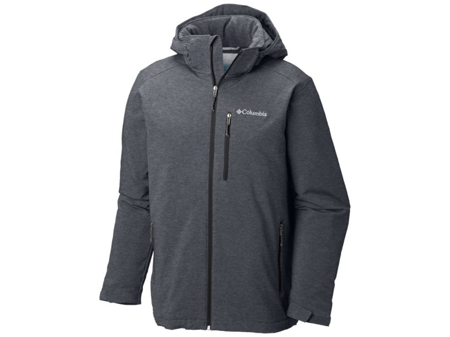 Columbia Men's Gate Racer Soft Shell Jacket Polyester