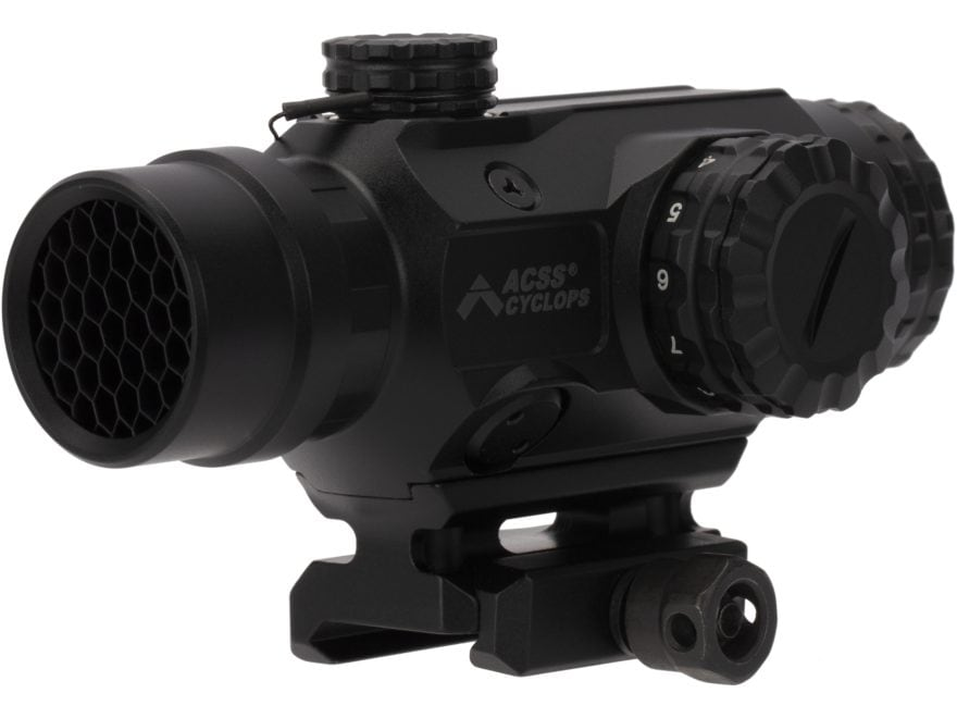 Primary Arms 1x Compact Prism Sight with Illuminated ACSS CQB-M Reticle