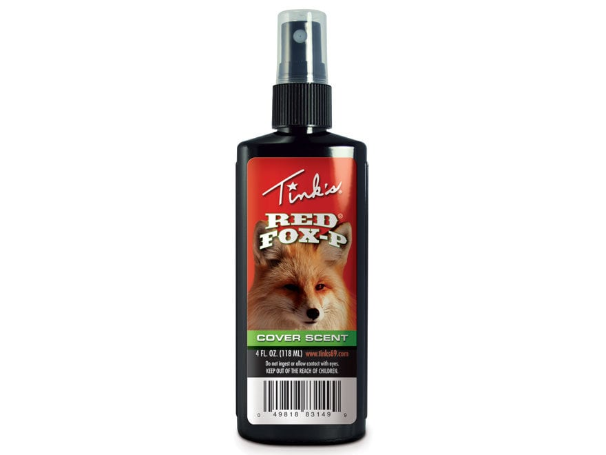 Tink's Red Fox-P Cover Scent Liquid 4 oz