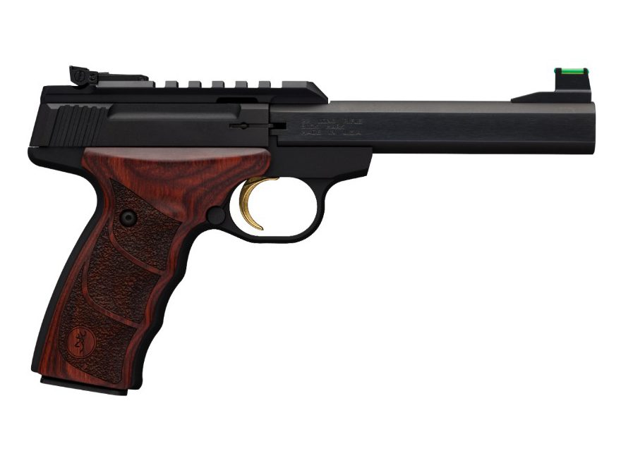 "Browning Buck Mark Plus UDX Pistol 22 Long Rifle 5.5"" Barrel 10-Round Blue"