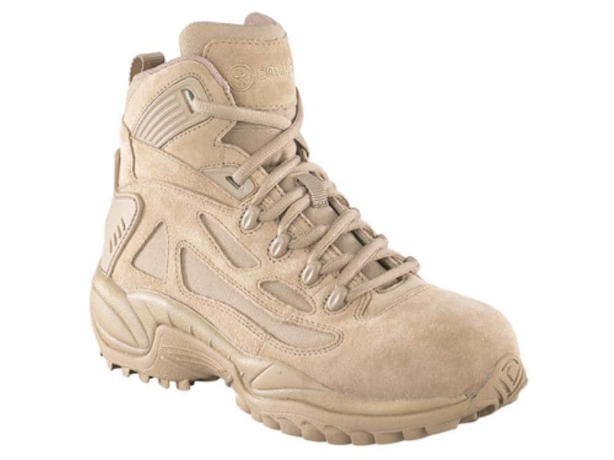 0be826838ced Converse Rapid Response 6 Tactical Boots Suede Ballistic Nylon Side
