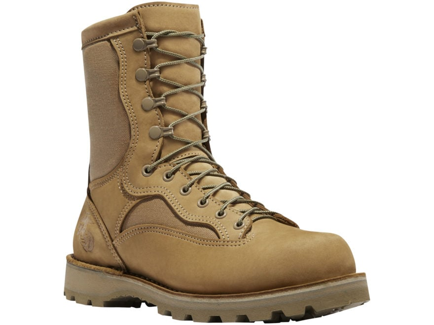 "Danner Marine Expeditionary (M.E.B.) 8"" Waterproof GORE-TEX Tactical Boots Leather Moja..."