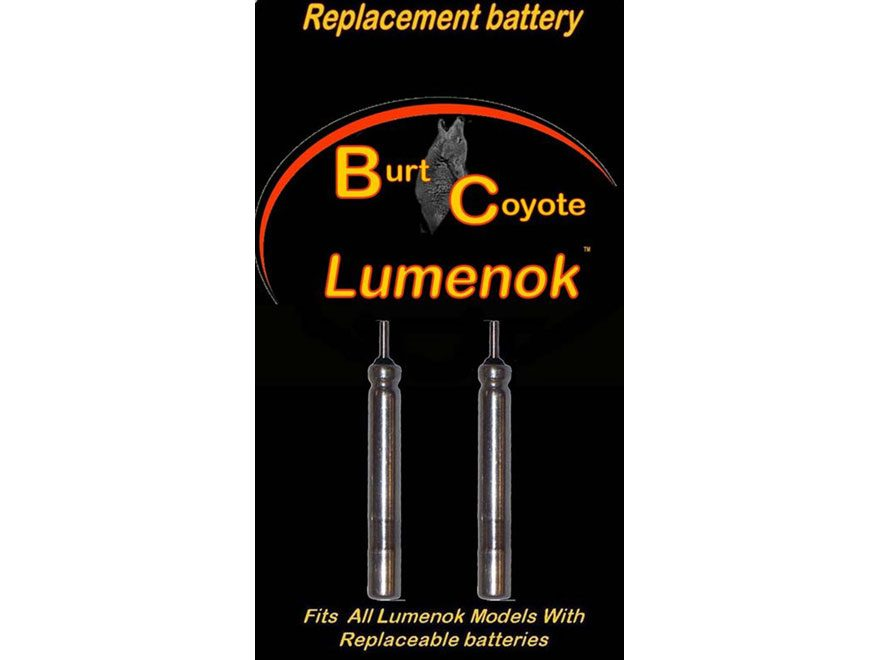 Lumenok Lighted Arrow Nock Replacement Battery Pack of 2