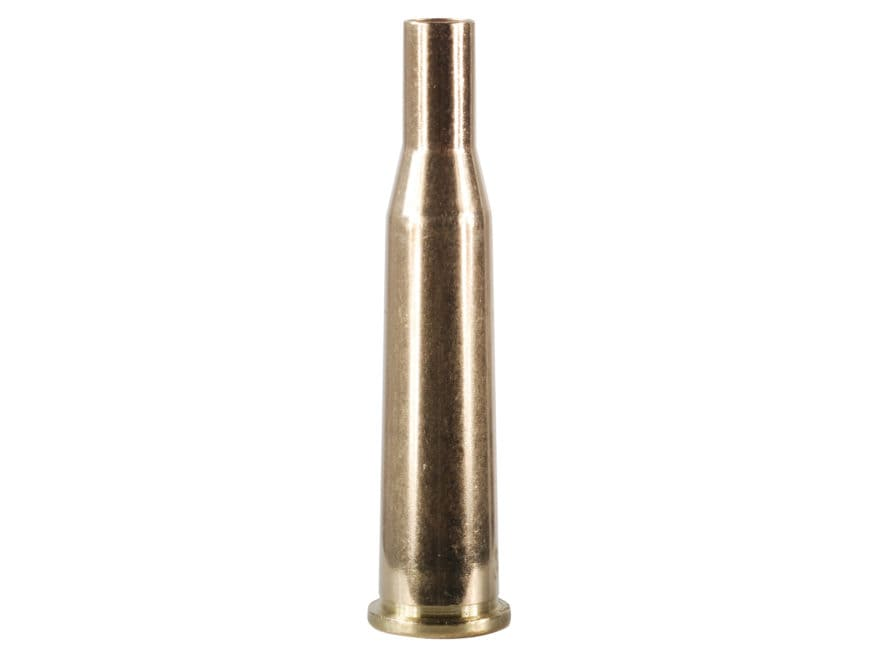 Norma USA Reloading Brass 5.6x52mm Rimmed (22 Savage High-Power) Box of 25