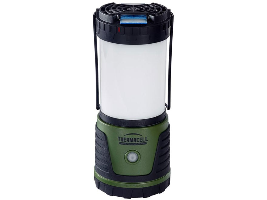 Thermacell Trailblazer Mosquito Repellent Lantern Olive
